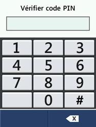LG T580 - Sécuriser votre mobile - Personnaliser le code PIN de votre carte SIM - Étape 12