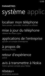 Nokia Lumia 820 / Lumia 920 - Téléphone mobile - Réinitialisation de la configuration d