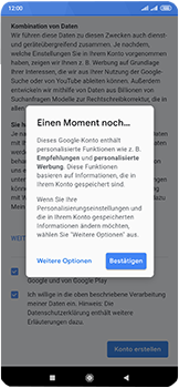 Xiaomi Mi Mix 3 5G - Apps - Einrichten des App Stores - Schritt 16