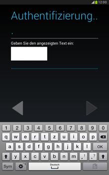 Samsung N5100 Galaxy Note 8-0 - Apps - Konto anlegen und einrichten - Schritt 19