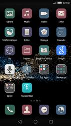 Huawei P8 - E-Mail - Konto einrichten - Schritt 3