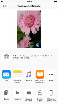 Apple iPhone 8 Plus - Photos, vidéos, musique - Prendre une photo - Étape 10