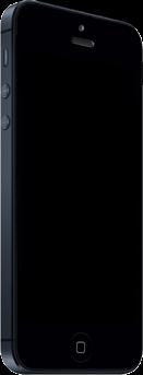 Apple iPhone 5 - Premiers pas - Découvrir les touches principales - Étape 3