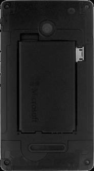 Microsoft Lumia 435 - SIM-Karte - Einlegen - 6 / 8