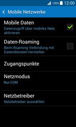 Samsung G318H Galaxy Trend 2 Lite - Netzwerk - Netzwerkeinstellungen ändern - Schritt 8