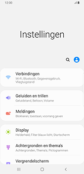 Samsung galaxy-note-8-sm-n950f-android-pie - WiFi - Mobiele hotspot instellen - Stap 4