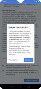 OnePlus 7 - Applications - Créer un compte - Étape 17