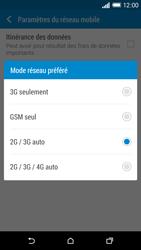 HTC Desire 816 - Internet et connexion - Activer la 4G - Étape 6