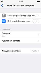 Apple iPhone 5s - iOS 12 - E-mail - Configuration manuelle - Étape 17