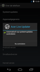 Acer Liquid Jade S - software - update installeren zonder pc - stap 6