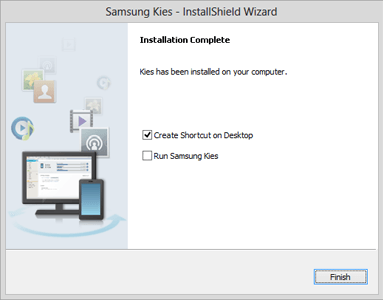 Samsung Galaxy Note 8 - Software - Installing PC synchronisation software - Step 8