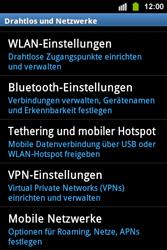 Samsung Galaxy Ace i - Ausland - Im Ausland surfen – Datenroaming - 7 / 11