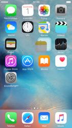 Apple iPhone 6 iOS 9 - Startanleitung - Personalisieren der Startseite - Schritt 4