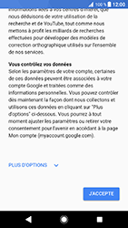 Sony Xperia XZ (F8331) - Android Oreo - Applications - Créer un compte - Étape 14