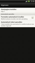 HTC S720e One X - Internet - handmatig instellen - Stap 19