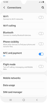 Samsung Galaxy A40 - Internet - Disable mobile data - Step 5