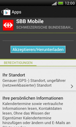 HTC Desire X - Apps - Installieren von Apps - Schritt 22