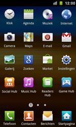 Samsung I9100 Galaxy S II - E-mail - e-mail instellen: POP3 - Stap 3