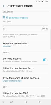 Samsung Galaxy S9 Plus - Internet - Désactiver les données mobiles - Étape 6