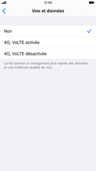 Apple iPhone 6s - iOS 13 - Réseau - activer 4G - Étape 6