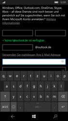 Microsoft Lumia 950 - Apps - Konto anlegen und einrichten - 2 / 2