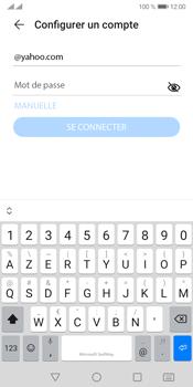 Huawei Y5P - E-mails - Ajouter ou modifier votre compte Yahoo - Étape 5