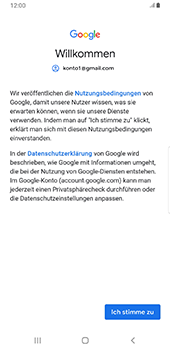 Samsung Galaxy Note9 - Android Pie - E-Mail - 032a. Email wizard - Gmail - Schritt 10