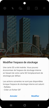Samsung Galaxy A51 5G - Photos, vidéos, musique - Prendre une photo - Étape 4