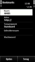 Nokia 500 - Internet - internetten - Stap 9