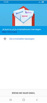 Samsung Galaxy A40 - E-mail - e-mail instellen (gmail) - Stap 6