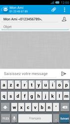 Bouygues Telecom Bs 471 - Contact, Appels, SMS/MMS - Envoyer un MMS - Étape 10