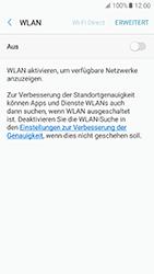 Samsung Galaxy A5 (2017) - WLAN - Manuelle Konfiguration - Schritt 6