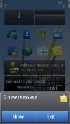Nokia N8-00 - MMS - Automatic configuration - Step 3