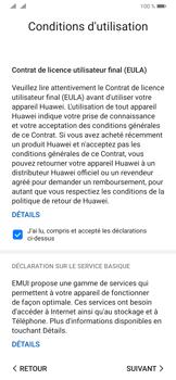 Huawei P30 - Premiers pas - Configuration de l