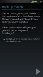 HTC Desire 601 - apps - account instellen - stap 23