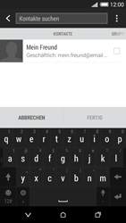 HTC Desire 620 - E-Mail - E-Mail versenden - 2 / 2
