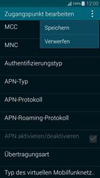 Samsung Galaxy Alpha - Internet - Apn-Einstellungen - 15 / 29