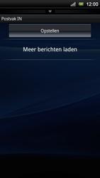 Sony Ericsson MT11i Xperia Neo V - E-mail - hoe te versturen - Stap 4
