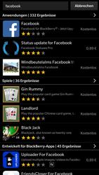 BlackBerry Leap - Apps - Konto anlegen und einrichten - 7 / 14