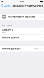 Apple iPhone 5s - iOS 11 - E-mail - Account instellen (POP3 met SMTP-verificatie) - Stap 25