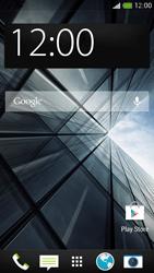 HTC One Mini - Operazioni iniziali - Installazione di widget e applicazioni nella schermata iniziale - Fase 9