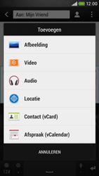 HTC Desire 601 - MMS - hoe te versturen - Stap 13