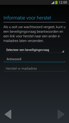 Samsung I9295 Galaxy S IV Active - apps - account instellen - stap 12