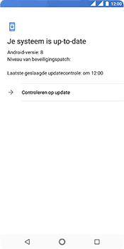 Nokia 5.1 - Software update - update installeren zonder PC - Stap 8