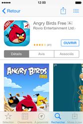 Apple iPhone 4S (iOS 8) - Applications - Télécharger une application - Étape 17