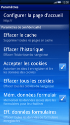 Sony Xperia X10 - Internet - Configuration manuelle - Étape 17