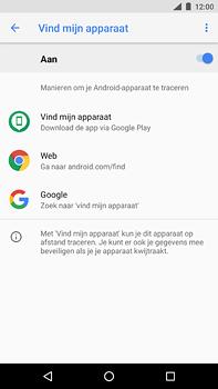 Nokia 6.1 - Beveiliging en privacy - zoek mijn mobiel activeren - Stap 8