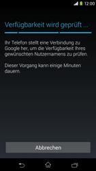 Sony Xperia M2 - Apps - Konto anlegen und einrichten - 9 / 23