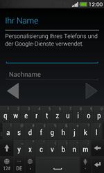 HTC Desire 500 - Apps - Konto anlegen und einrichten - Schritt 6