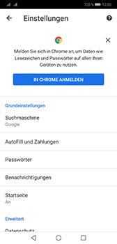 Huawei Mate 20 - Internet - Manuelle Konfiguration - Schritt 23